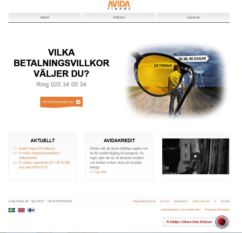 avidafinans.se