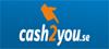Låna pengar snabbt hos Cash2you