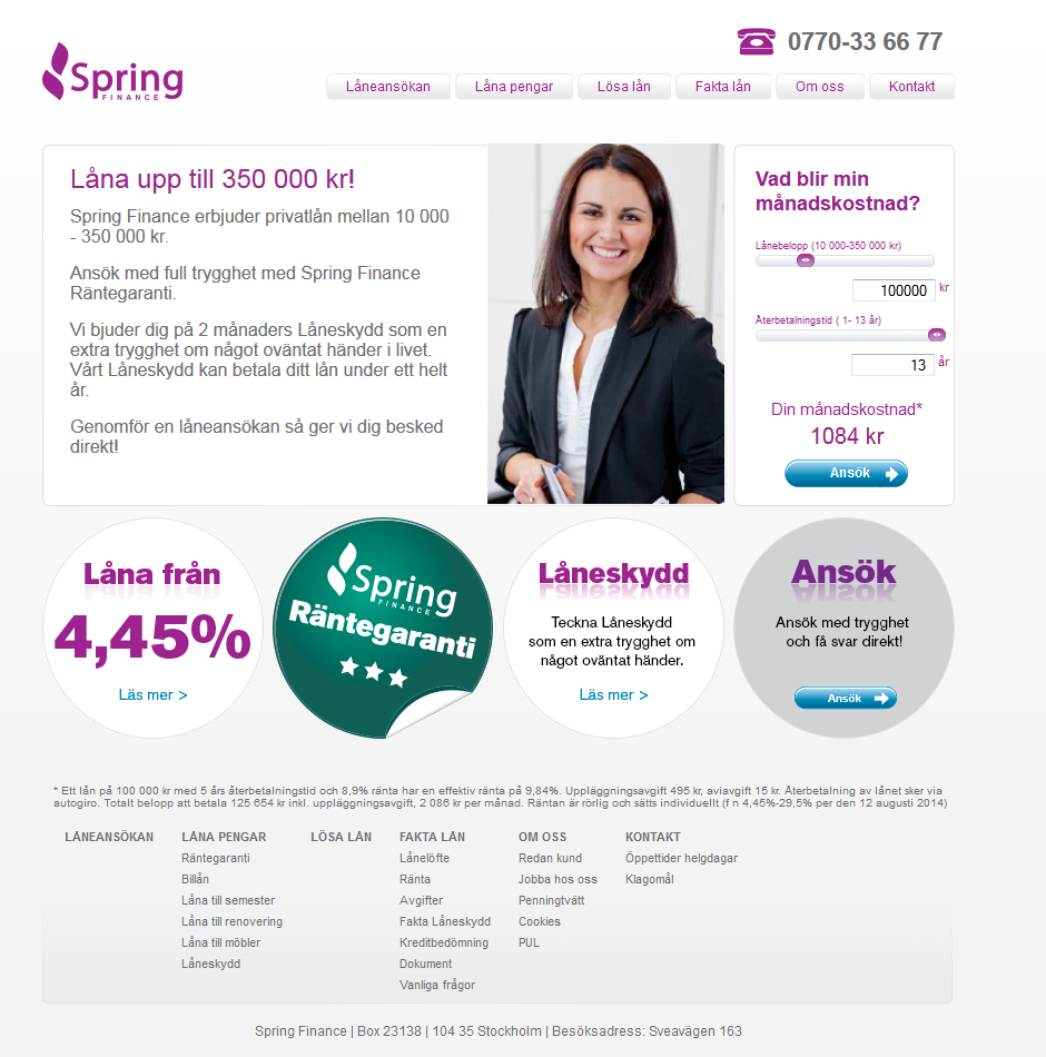 springfinance.se
